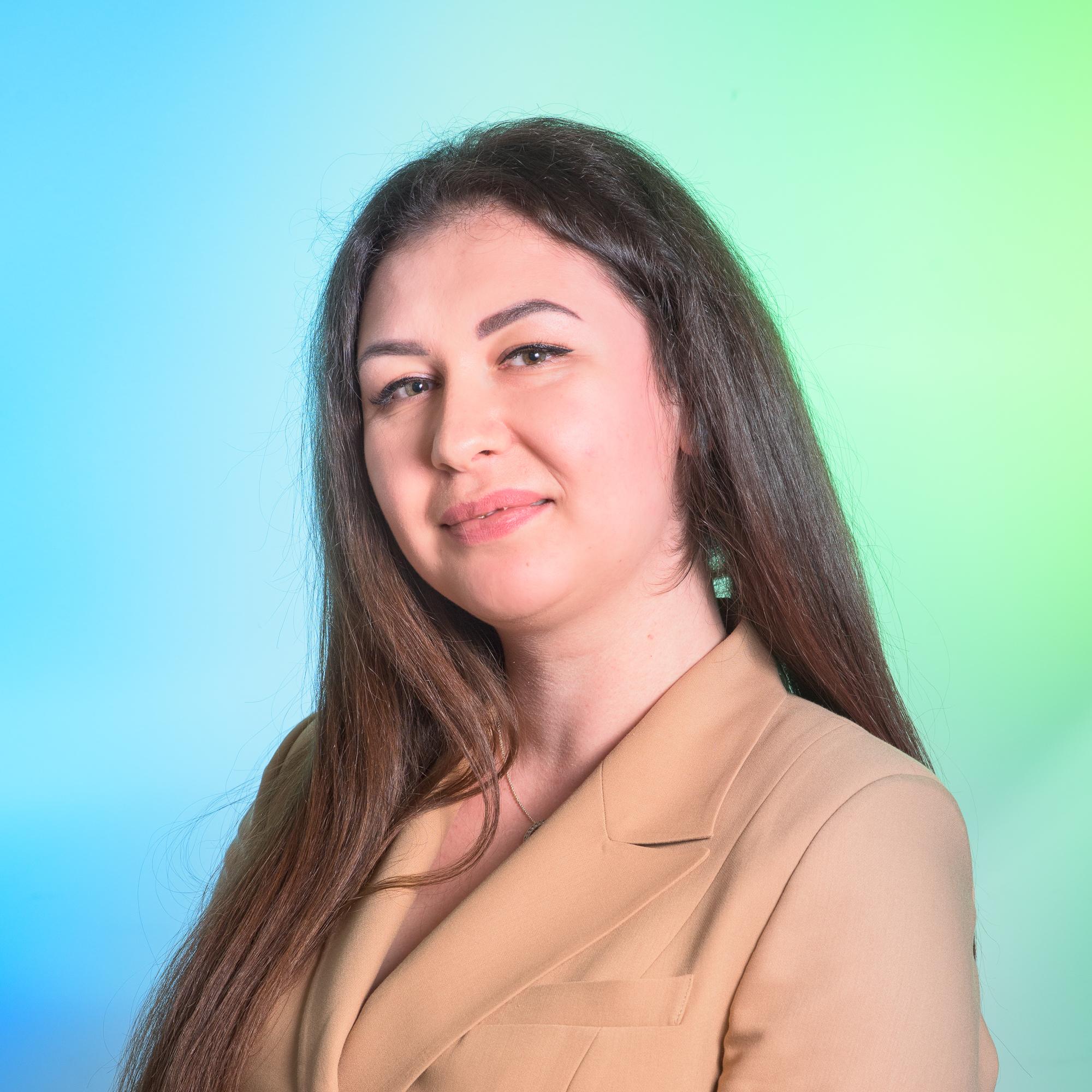 Cristina Sevciuc
